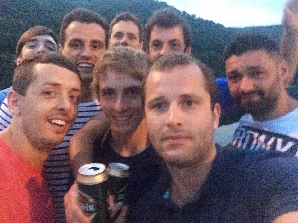 AFFILO camp - selfie Orlík