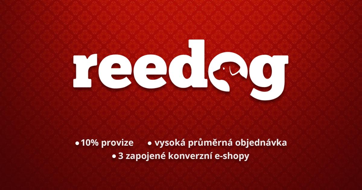 Partnerský program Reedog.cz