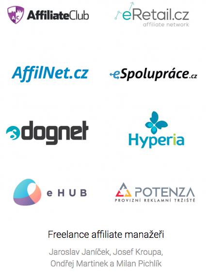 Affiliate sítě z ČR a SK a affiliate manažerři - všichni co stojí za AffilHero